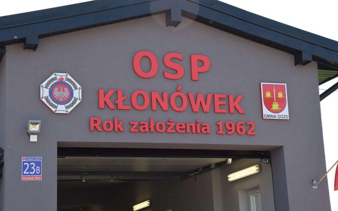 55 lat OSP Kłonówek